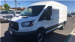 2018 Transit 250 Med Roof 4x2,  Empty Cargo Van #JKA79369 - photo 10