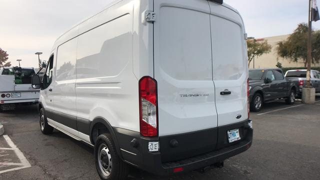 2018 Transit 250 Med Roof 4x2,  Empty Cargo Van #JKB25118 - photo 9