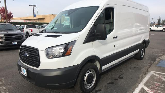 2018 Transit 250 Med Roof 4x2,  Empty Cargo Van #JKB25118 - photo 11
