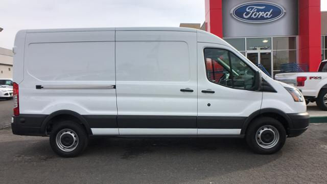 2018 Transit 250 Med Roof 4x2,  Empty Cargo Van #JKB25118 - photo 3