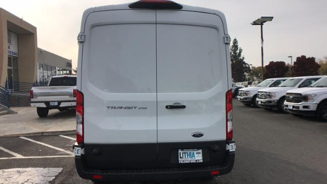 2018 Transit 250 Med Roof 4x2,  Empty Cargo Van #JKB25118 - photo 7