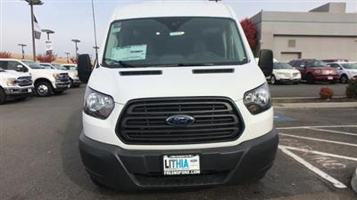 2018 Transit 250 Med Roof 4x2,  Empty Cargo Van #JKB25118 - photo 12