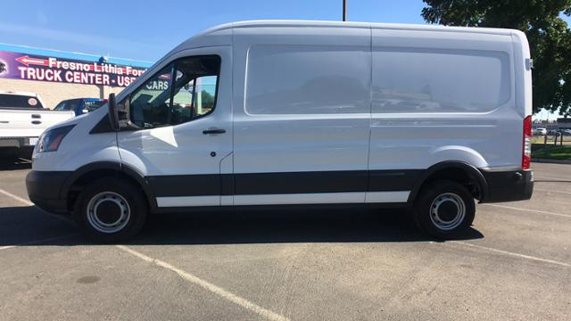 2018 Transit 250 Med Roof 4x2,  Empty Cargo Van #JKB46580 - photo 9