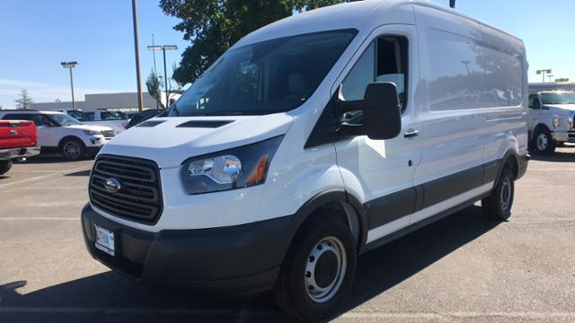 2018 Transit 250 Med Roof 4x2,  Empty Cargo Van #JKB46580 - photo 10