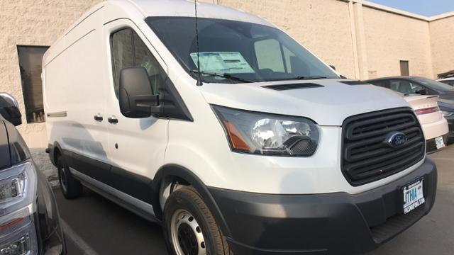 2018 Transit 250 Med Roof 4x2,  Empty Cargo Van #JKB46581 - photo 1