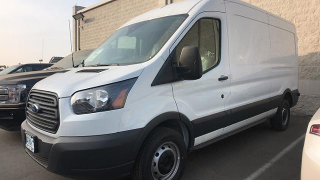 2018 Transit 250 Med Roof 4x2,  Empty Cargo Van #JKB46581 - photo 2
