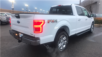 2018 F-150 Crew Cab 4x4 Pickup #JKC26526 - photo 7