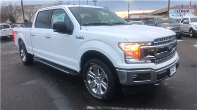 2018 F-150 Crew Cab 4x4 Pickup #JKC26526 - photo 3