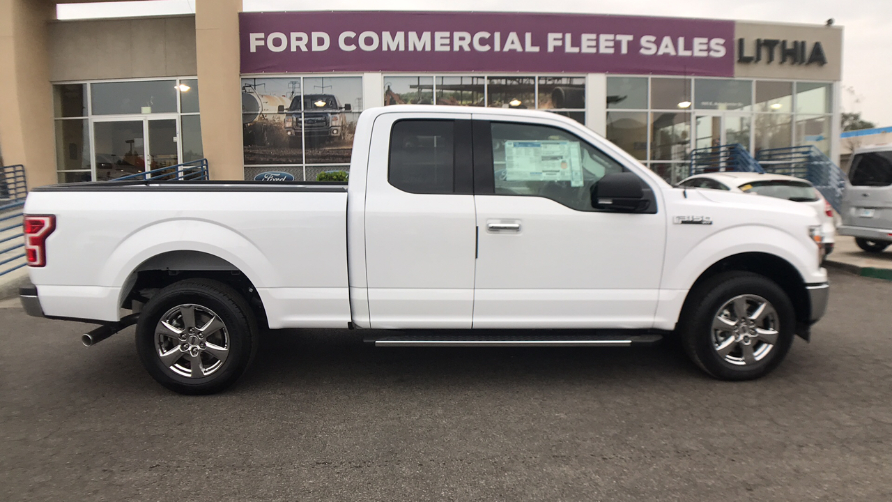 2018 F-150 Super Cab 4x2,  Pickup #JKC42495 - photo 3