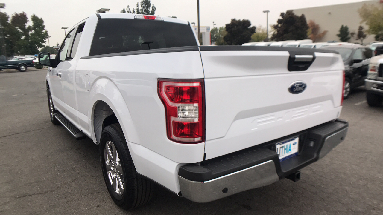 2018 F-150 Super Cab 4x2,  Pickup #JKC42495 - photo 5
