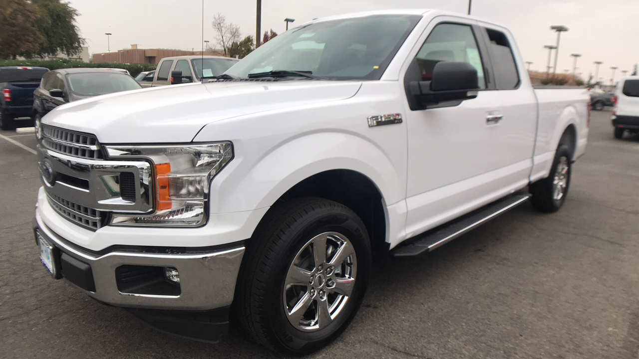2018 F-150 Super Cab 4x2,  Pickup #JKC42495 - photo 7