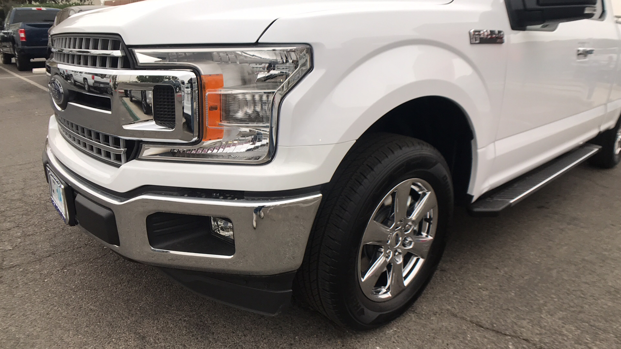 2018 F-150 Super Cab 4x2,  Pickup #JKC42495 - photo 10