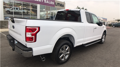 2018 F-150 Super Cab 4x2,  Pickup #JKC42495 - photo 2