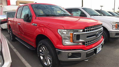 2018 F-150 Super Cab 4x4 Pickup #JKC74085 - photo 1
