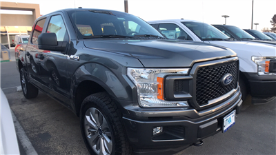 2018 F-150 Crew Cab 4x4 Pickup #JKC84768 - photo 1