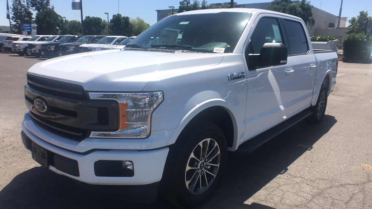 2018 F-150 SuperCrew Cab 4x2,  Pickup #JKD09765 - photo 7