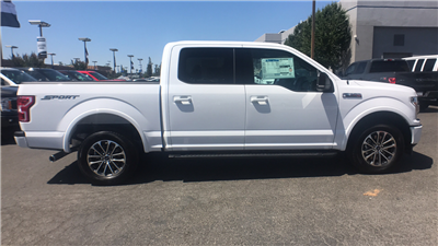 2018 F-150 SuperCrew Cab 4x2,  Pickup #JKD09765 - photo 3