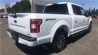 2018 F-150 SuperCrew Cab 4x2,  Pickup #JKD09765 - photo 2