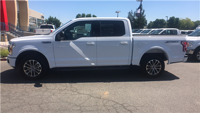 2018 F-150 SuperCrew Cab 4x2,  Pickup #JKD09765 - photo 6