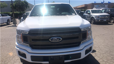 2018 F-150 SuperCrew Cab 4x2,  Pickup #JKD09765 - photo 8