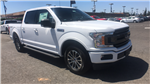 2018 F-150 SuperCrew Cab 4x2,  Pickup #JKD09765 - photo 1