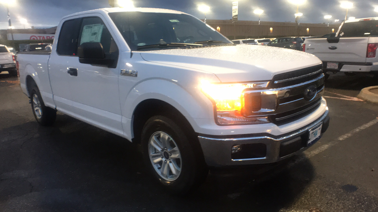 2018 F-150 Super Cab Pickup #JKD22386 - photo 3