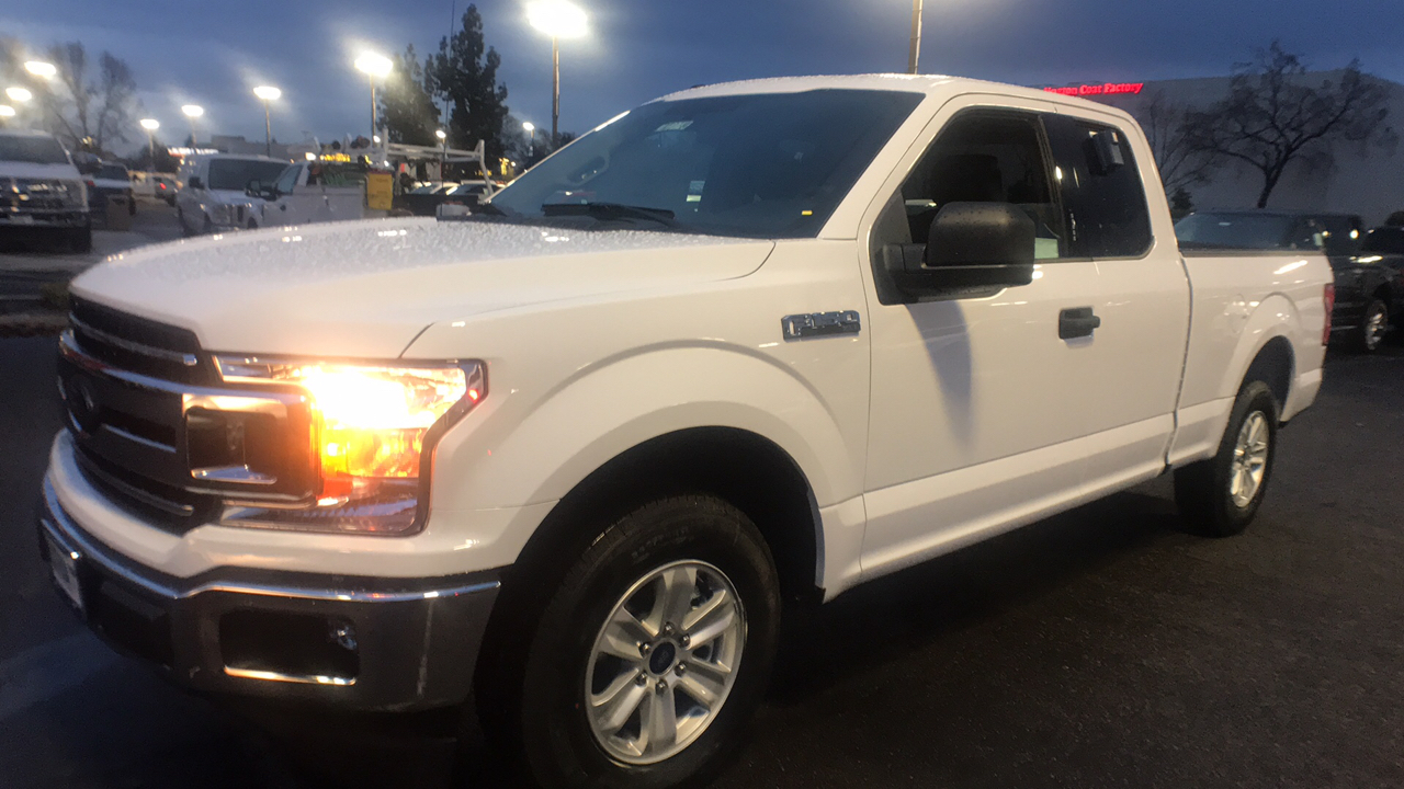 2018 F-150 Super Cab Pickup #JKD22386 - photo 1