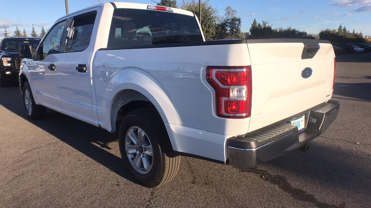 2018 F-150 SuperCrew Cab, Pickup #JKD57827 - photo 5