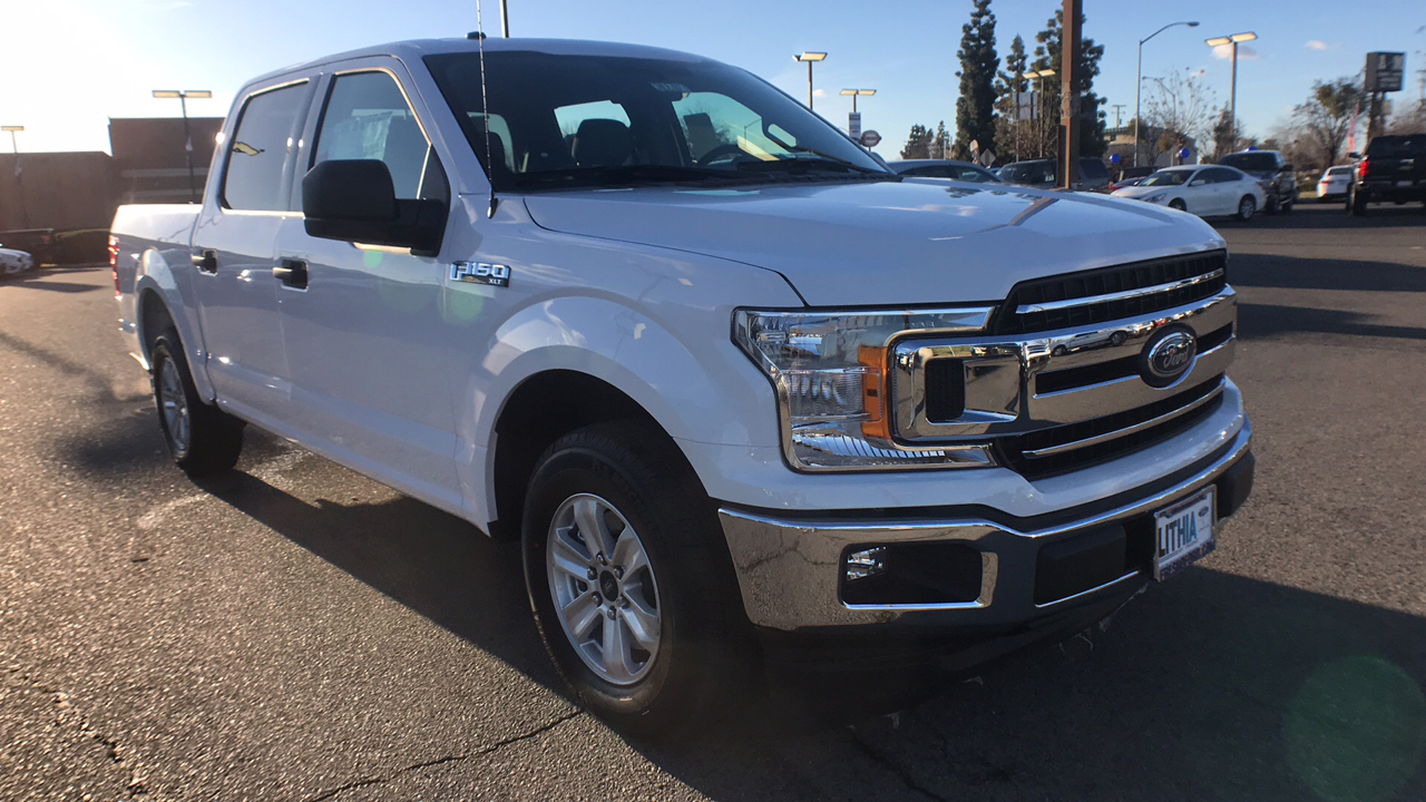2018 F-150 SuperCrew Cab 4x2,  Pickup #JKD57827 - photo 1