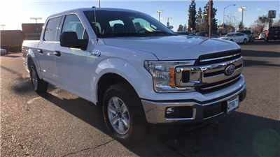 2018 F-150 SuperCrew Cab, Pickup #JKD57827 - photo 1