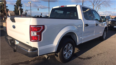 2018 F-150 SuperCrew Cab, Pickup #JKD57827 - photo 2
