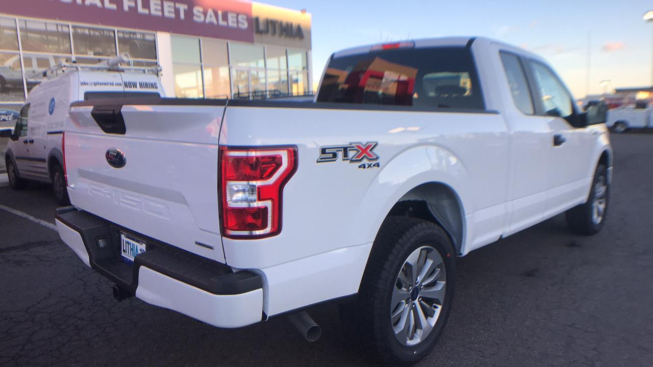 2018 F-150 Super Cab 4x4, Pickup #JKD57835 - photo 5