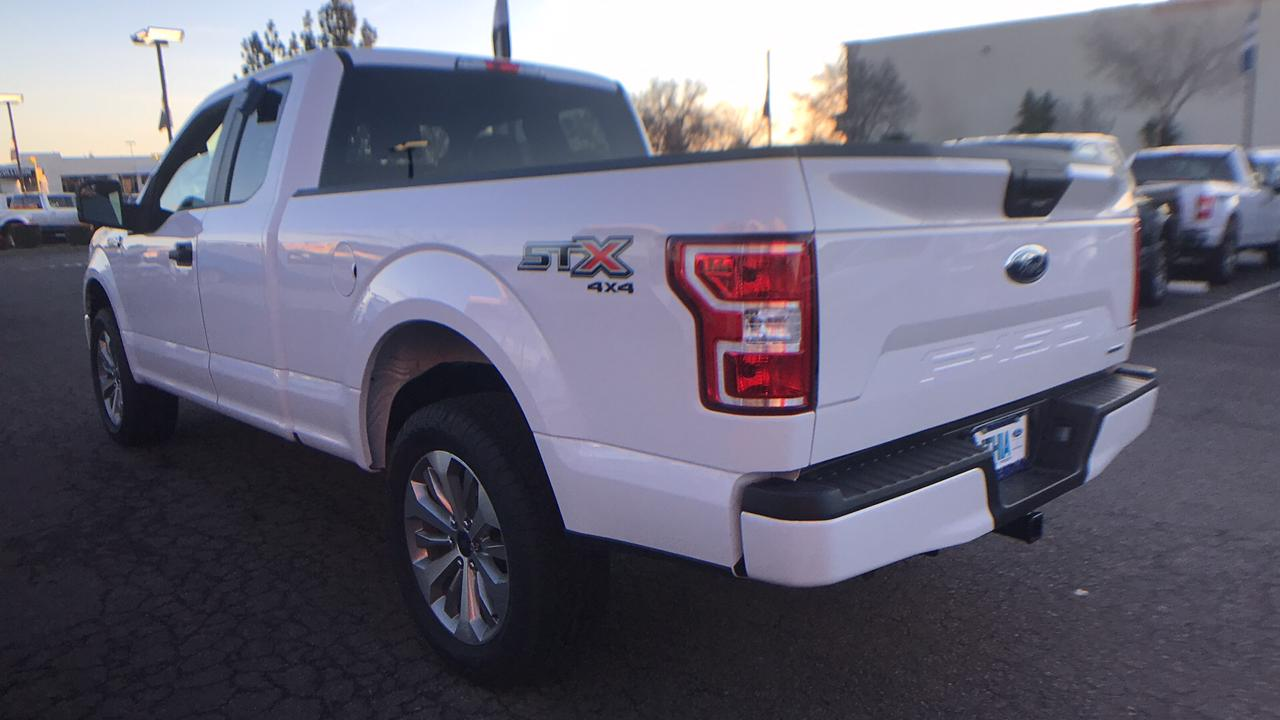 2018 F-150 Super Cab 4x4, Pickup #JKD57835 - photo 2