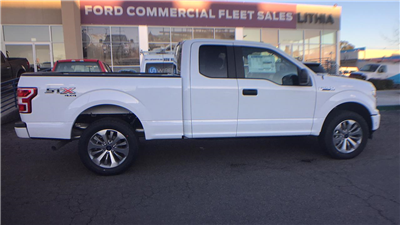 2018 F-150 Super Cab 4x4, Pickup #JKD57835 - photo 4
