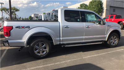 2018 F-150 SuperCrew Cab 4x4, Pickup #JKD58151 - photo 2