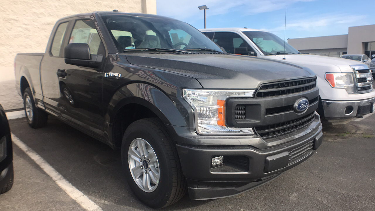 2018 F-150 Super Cab, Pickup #JKD81873 - photo 2
