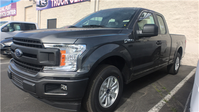 2018 F-150 Super Cab, Pickup #JKD81873 - photo 1