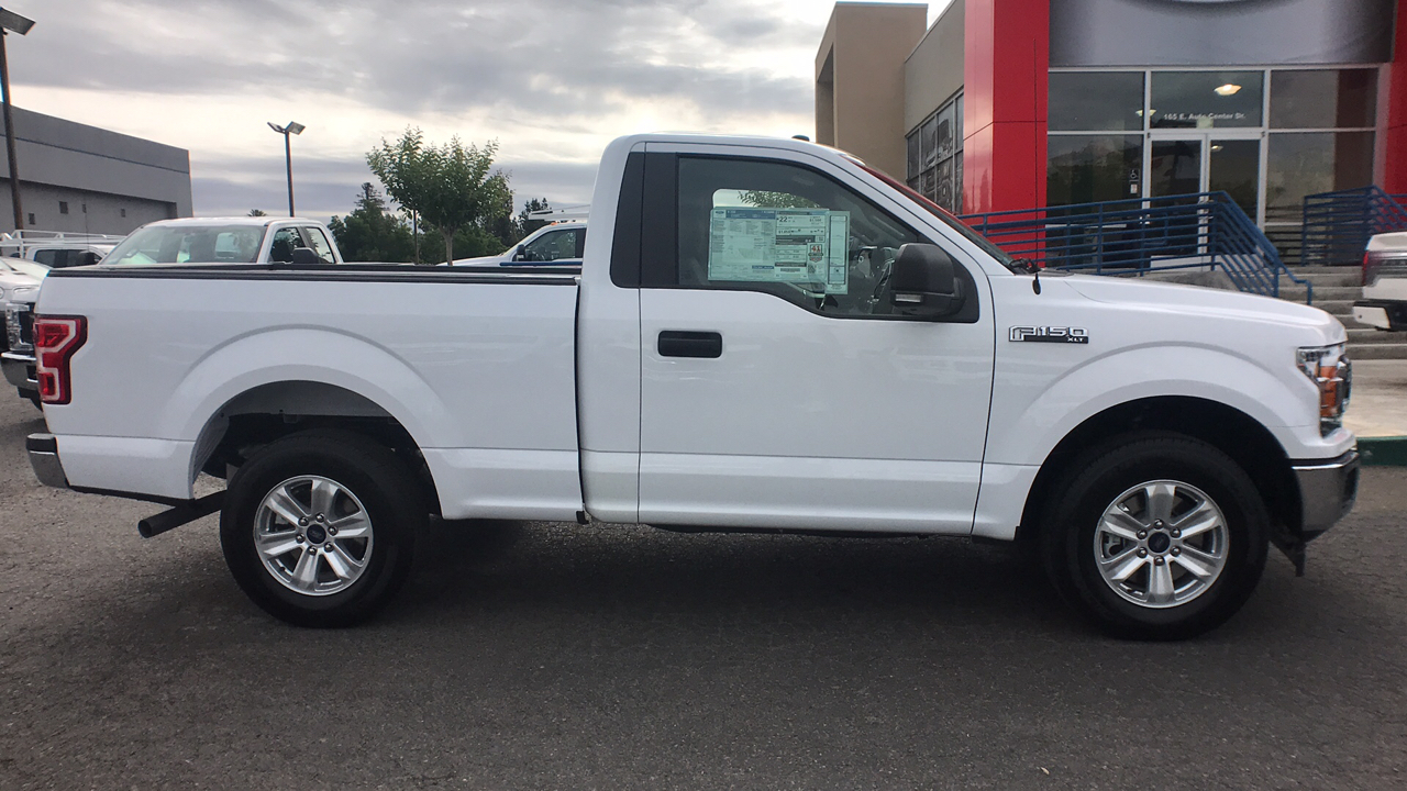 2018 F-150 Regular Cab 4x2,  Pickup #JKE15086 - photo 3