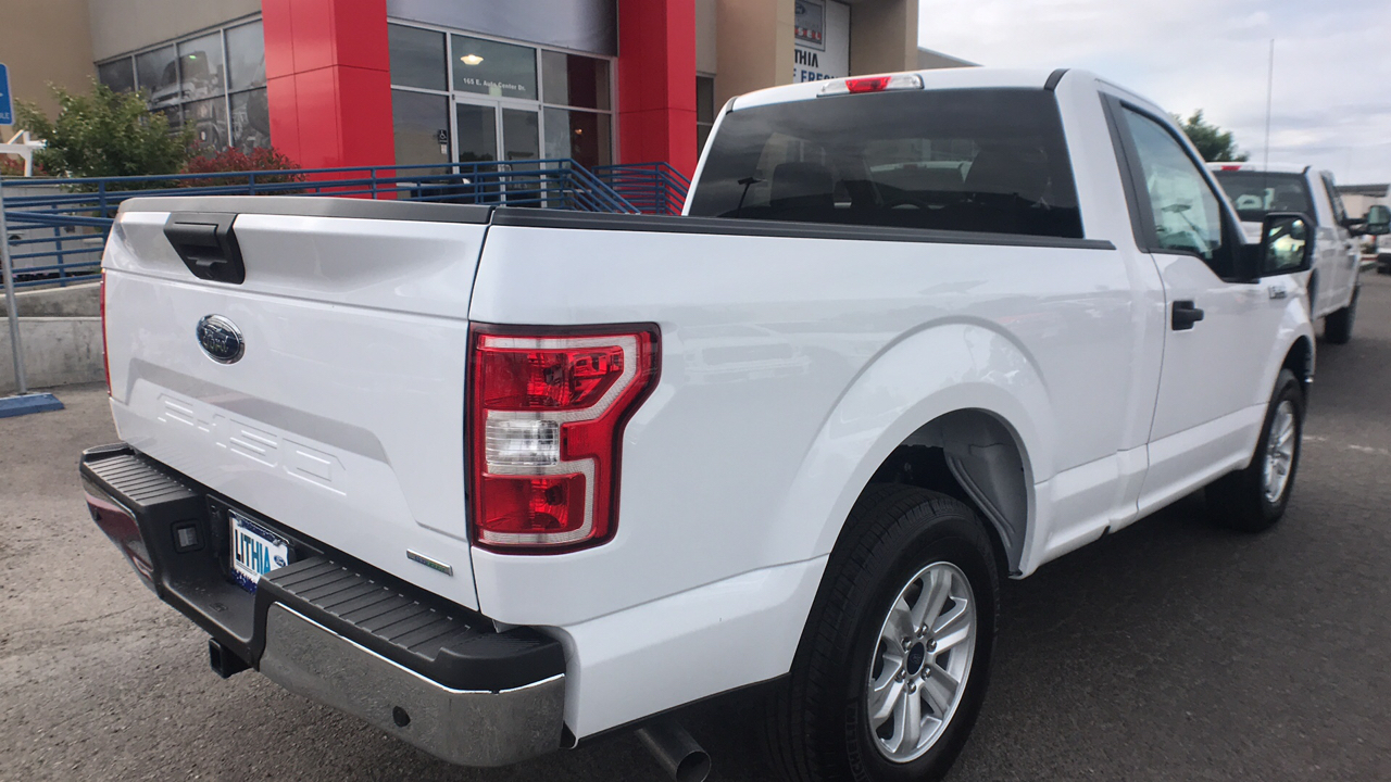2018 F-150 Regular Cab 4x2,  Pickup #JKE15086 - photo 2