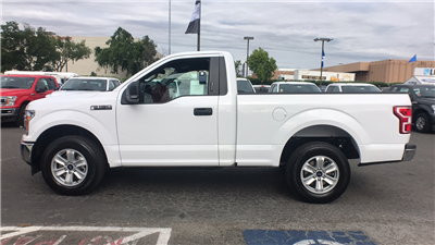 2018 F-150 Regular Cab 4x2,  Pickup #JKE15086 - photo 6