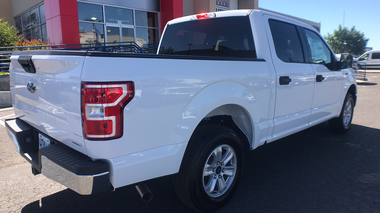 2018 F-150 SuperCrew Cab 4x2,  Pickup #JKE24150 - photo 2
