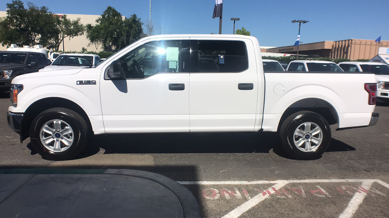 2018 F-150 SuperCrew Cab 4x2,  Pickup #JKE24150 - photo 6