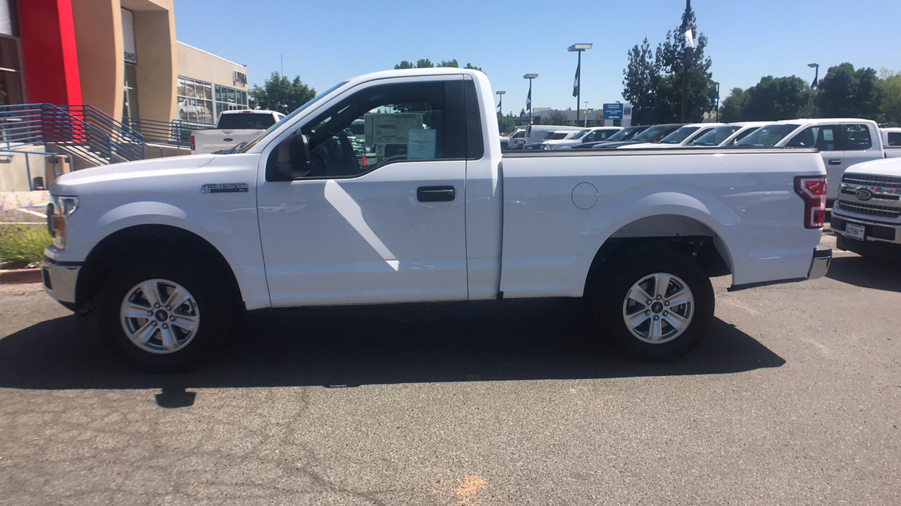 2018 F-150 Regular Cab 4x2,  Pickup #JKE60104 - photo 6
