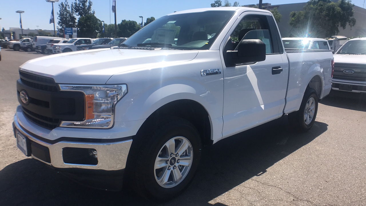 2018 F-150 Regular Cab 4x2,  Pickup #JKE60104 - photo 7
