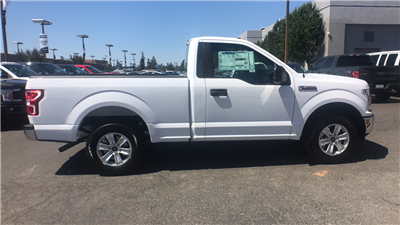 2018 F-150 Regular Cab 4x2,  Pickup #JKE60104 - photo 3