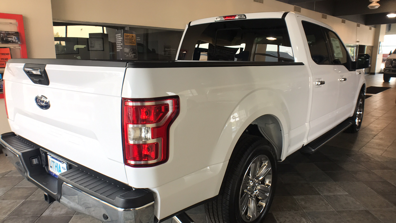 2018 F-150 SuperCrew Cab 4x2,  Pickup #JKE67140 - photo 2