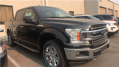 2018 F-150 SuperCrew Cab 4x4,  Pickup #JKE67148 - photo 1