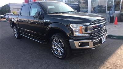 2018 F-150 SuperCrew Cab 4x4,  Pickup #JKE67148 - photo 3