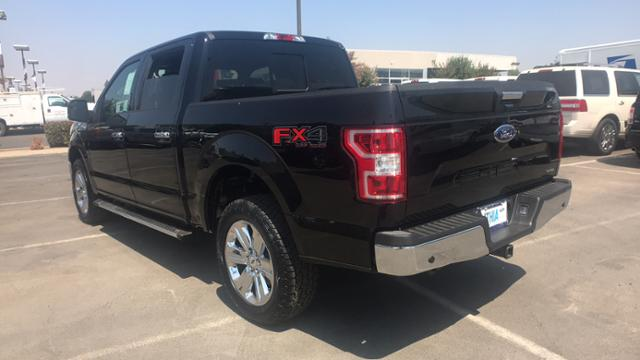 2018 F-150 SuperCrew Cab 4x4,  Pickup #JKE76869 - photo 5