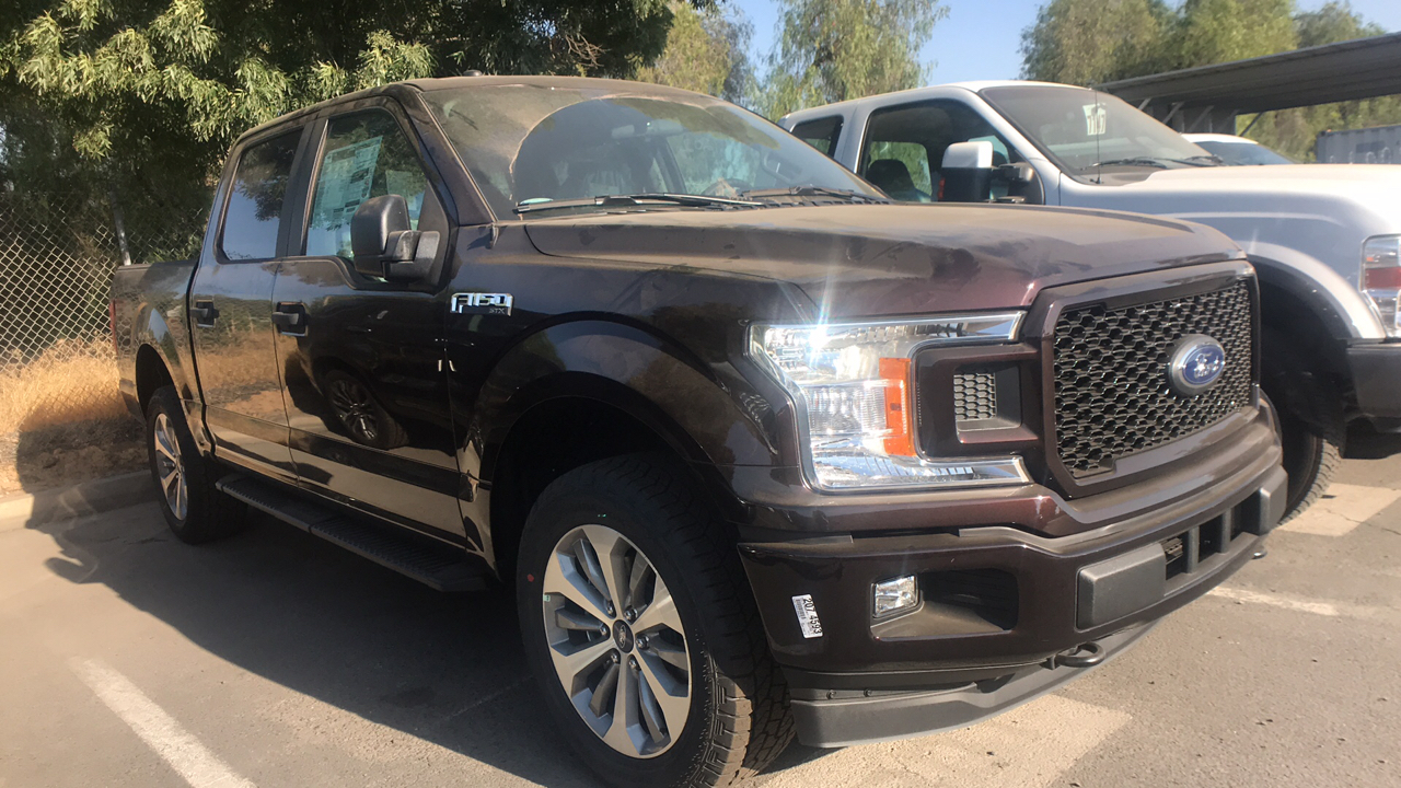 2018 F-150 SuperCrew Cab 4x4,  Pickup #JKF05323 - photo 1